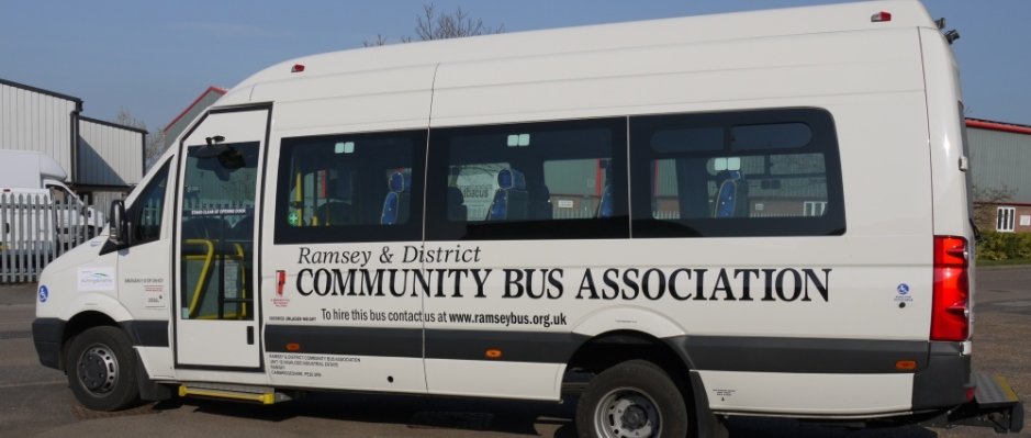 Ramsey Community Bus